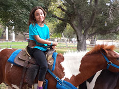 Image of HORSEBACK RIDING